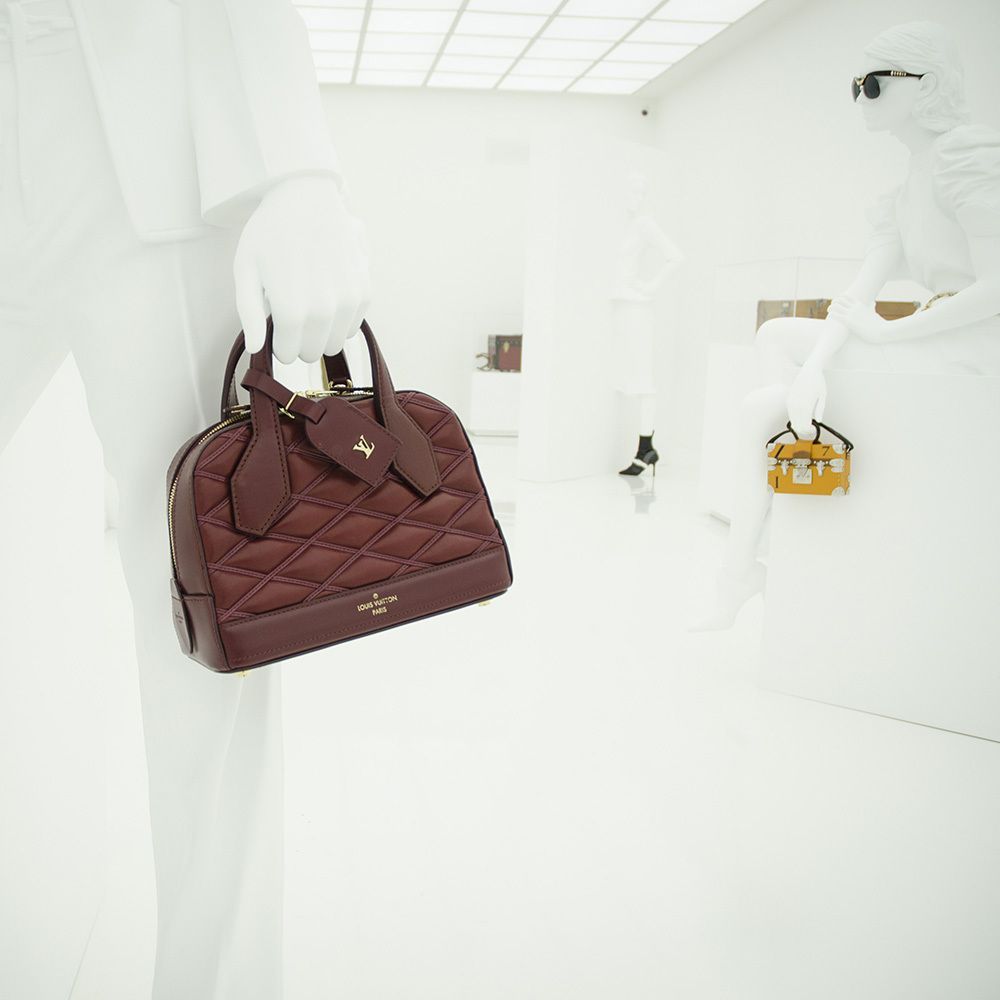 The Louis Vuitton Series 3 Exhibition is Everything Right Now d9542ee209