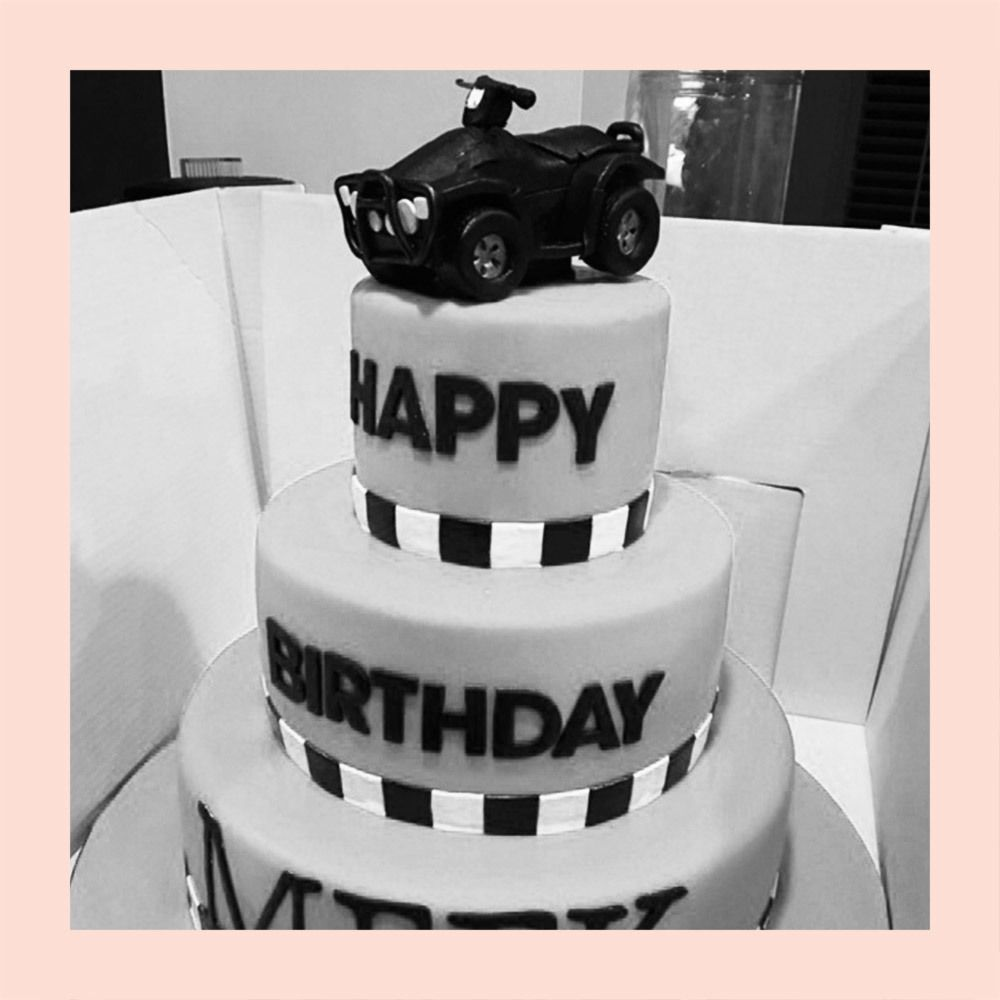 The Best Ever Celebrity Birthday Cakes