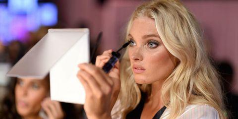 Hair, Face, Nose, Lip, Hairstyle, Eye, Eyebrow, Eyelash, Beauty, Blond,