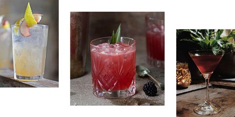 Two-Minute Cocktail | ELLE UK