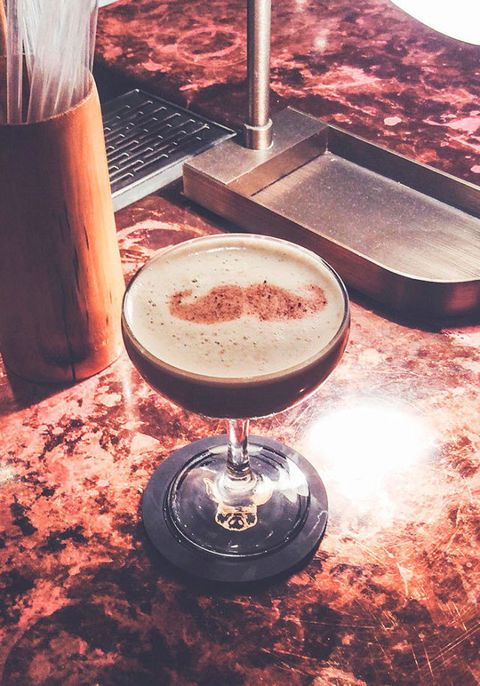 <p>THE COCKTAIL</p>  <p>Reviewed by Holly Rains and Sunil Makan</p>  <p>The Flipster</p>  <p>This  is the most 'hipster' cocktail in town : delicious, creamy and like a posh, alcoholic chocolate milkshake.</p>  <p>Ingredients</p>  <p>8 drops of chocolate