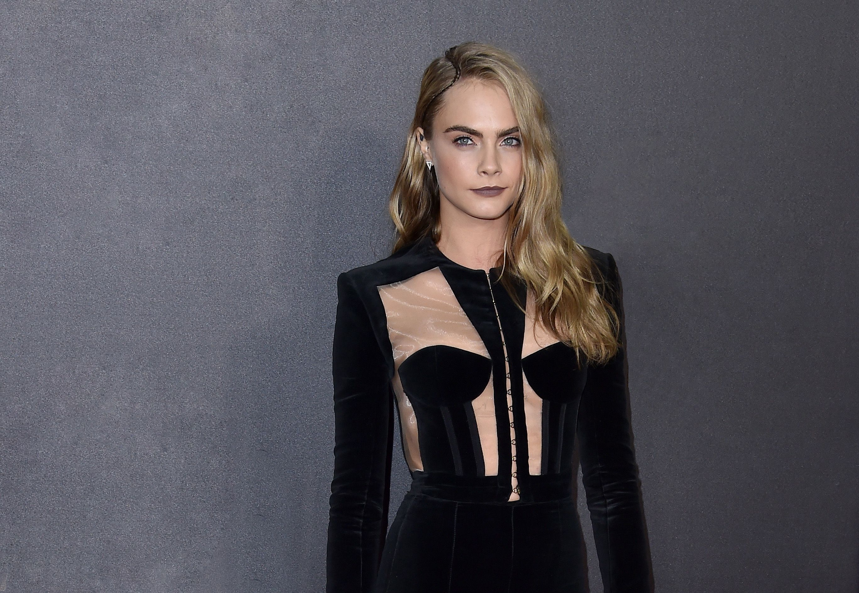 Cara Delevingne joins Kate Moss and Georgia Jagger as the new face of Rimmel recommend