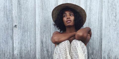 Solange Knowles summer alter ego