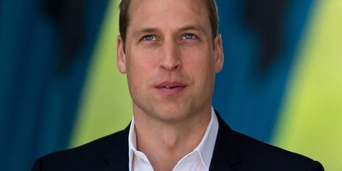 Prince William, Duke of Cambridge attends the launch of Heads Together Campaign at Olympic Park on May 16, 2016 in London
