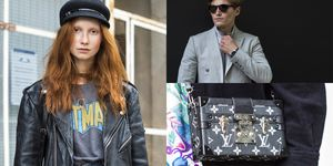 Street Style at London Collections Men: SS17   ELLE UK