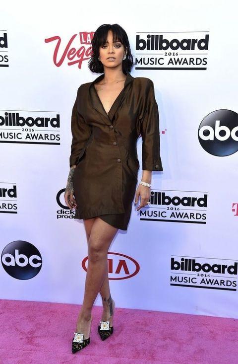 <p>Rihannaat the 2016 Billboard Music Awards</p>