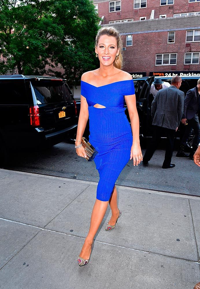 Blake Lively Style File Every One Of S Dreamiest Red Carpet Outfits