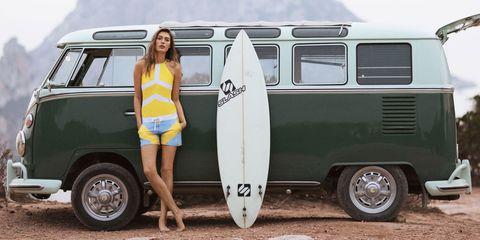 Surf-inspired swimwear brands