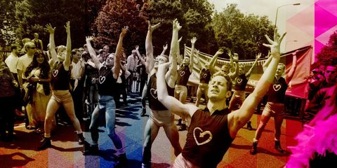15 Things That Happen At Pride | ELLE UK