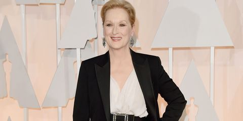 Meryl Streep's Most Stylish Moments  | ELLE UK