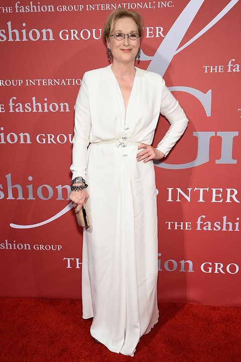 Meryl Streep's Most Stylish Moments | ELLE UK