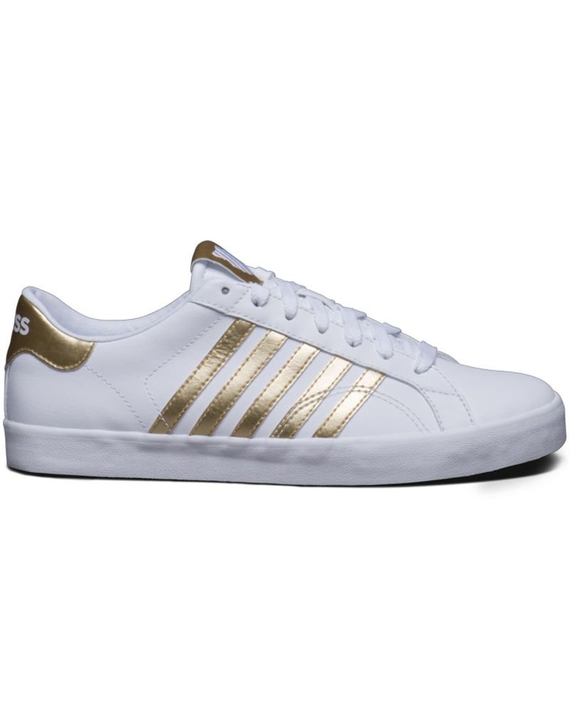 """<p>£55, <a href=""""http://www.kswiss.com/uk/collections/court-style/women-s/belmont-so-93324-194-m"""" target=""""_blank"""">K-Swiss</a></p>"""