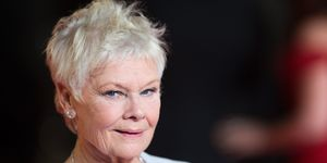 Judi Dench on red carpet | ELLE UK