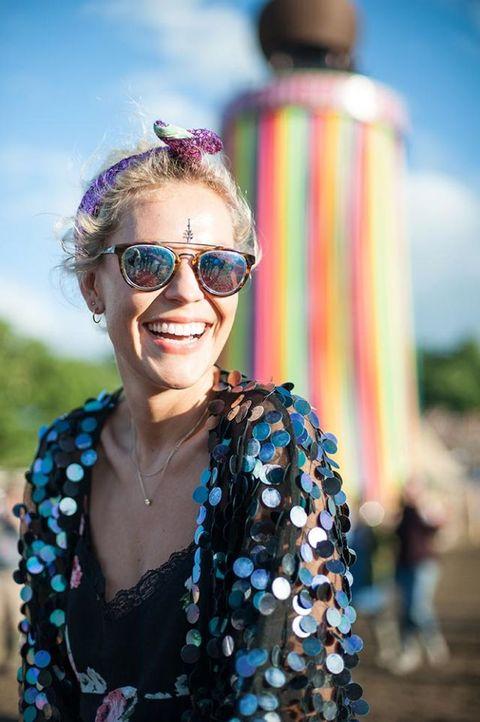 Glastonbury 2016: Street Style