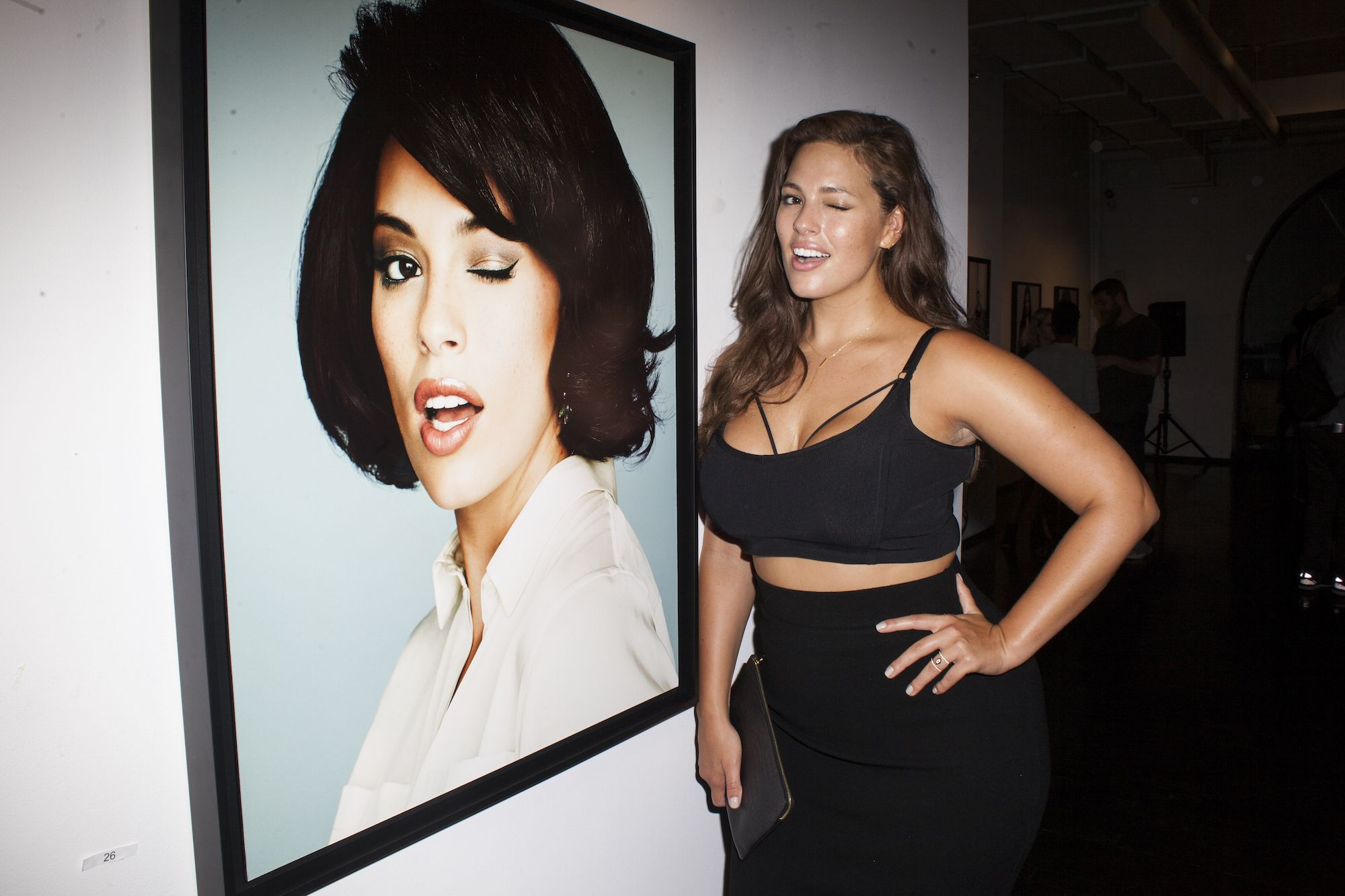 6e7dfbf736354 Ashley Graham Calls Out Amy Schumer For Rejecting The Term 'Plus-Size'