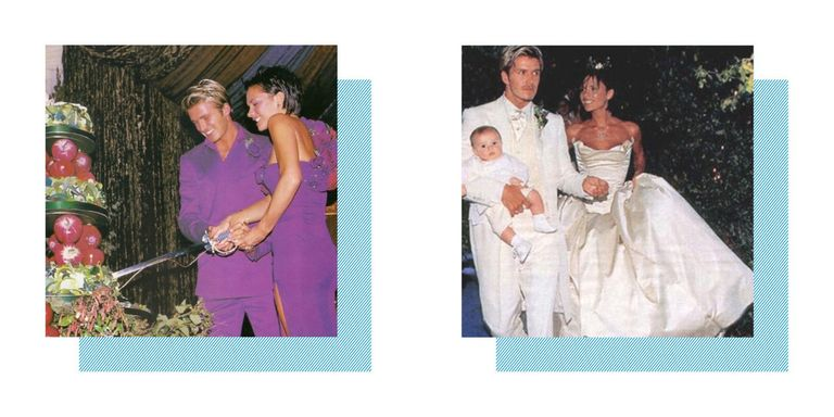 Let's Relive The Beckhams' Glorious Wedding Day, 17 Years On