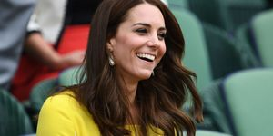 Duchess of Cambridge Wimbledon 2016