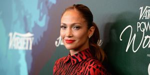 Jennifer Lopez  at 2014 Variety Power Of Women Presented By Lifetime | ELLE UK