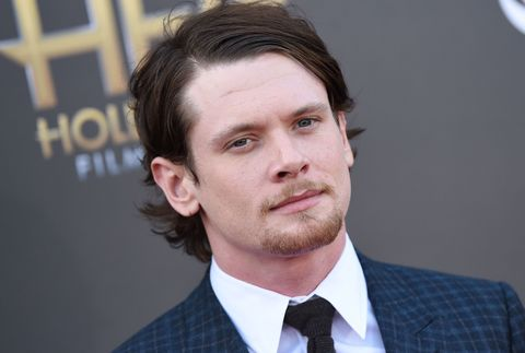 Jack O'Connell at 18th Annual Hollywood Film Awards   ELLE UK