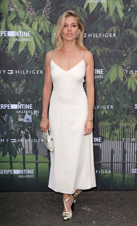 The Serpentine Summer Part 2016 Best Red carpet Looks | ELLE UK