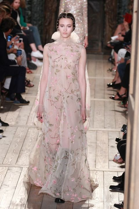 The Dreamiest Dresses From haute couture fashion week aw16 july 2015 | ELLE UK