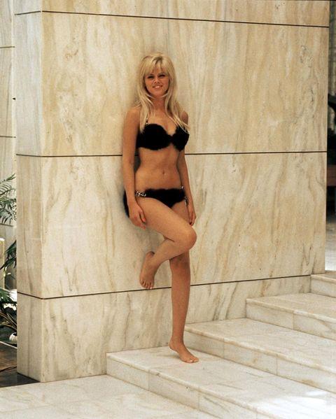 Brit Ekland bikini1965 | ELLE UK