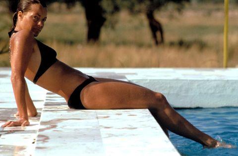 Romy Schneider Swimming Pool
