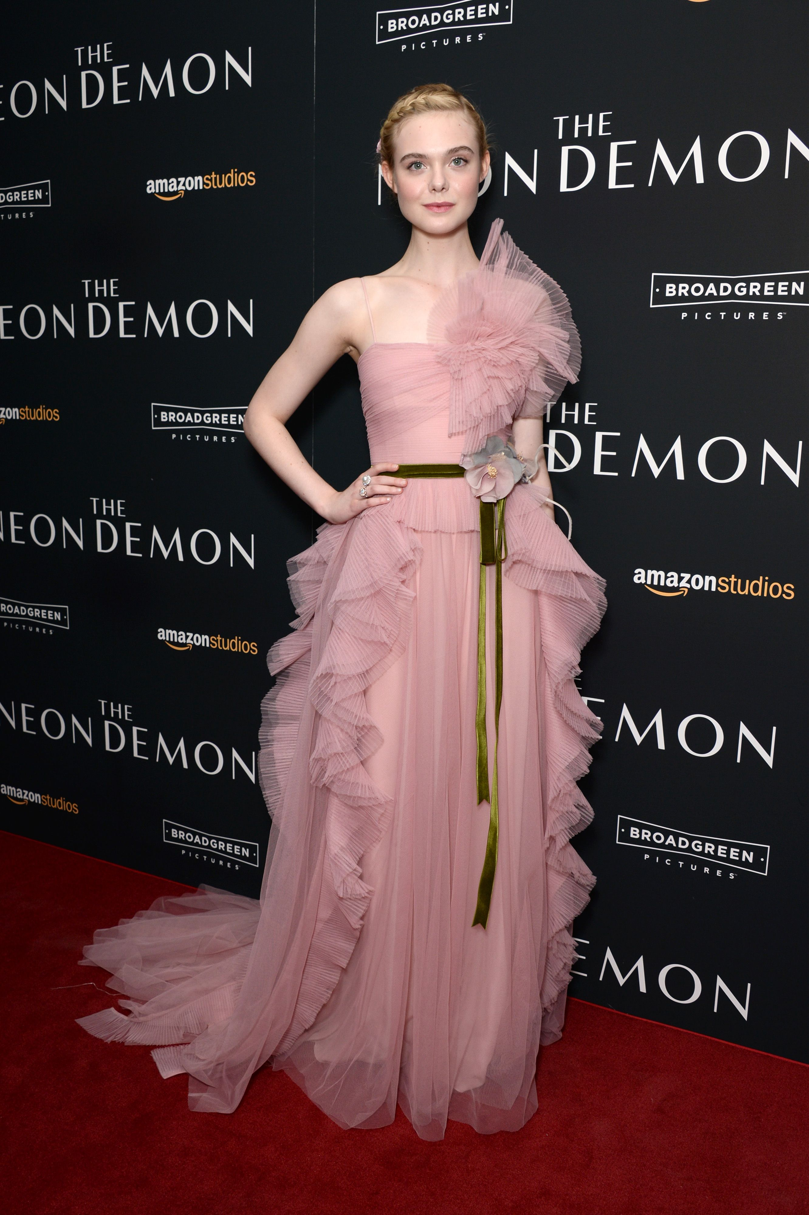 665d30b3623bd2 70 Of Elle Fanning's Best Red Carpet Looks Of All Time