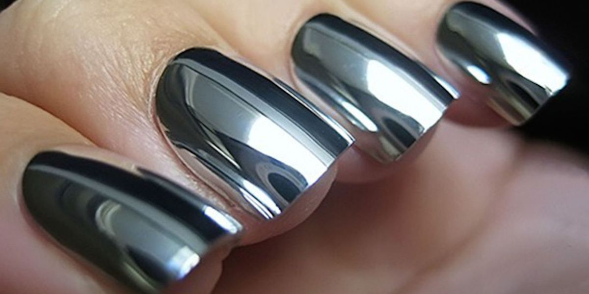 The Mirrored Nail Varnish We Didn\'t Know We Needed