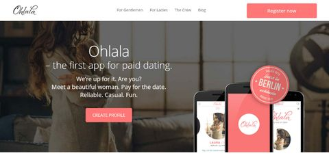 Ohlala dating app