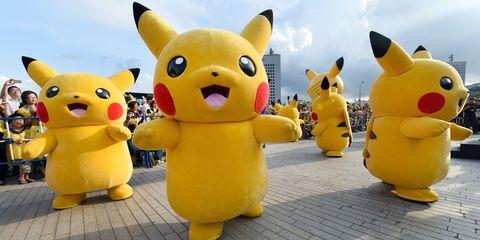 Pikachu in Japan   ELLE UK