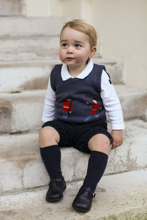 Prince George in pictures | ELLE UK