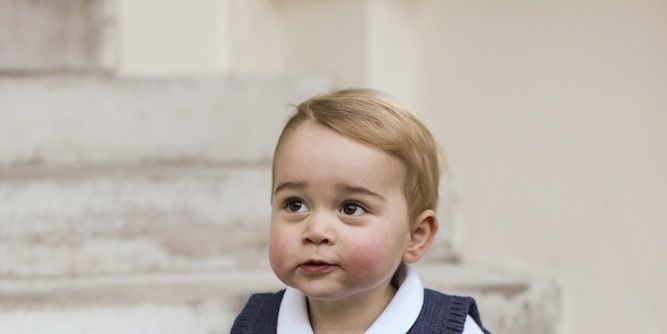 Prince George in pictures   ELLE UK