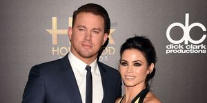 Jenna and Channing Tatum at 19th Annual Hollywood Film Awards | ELLE UK