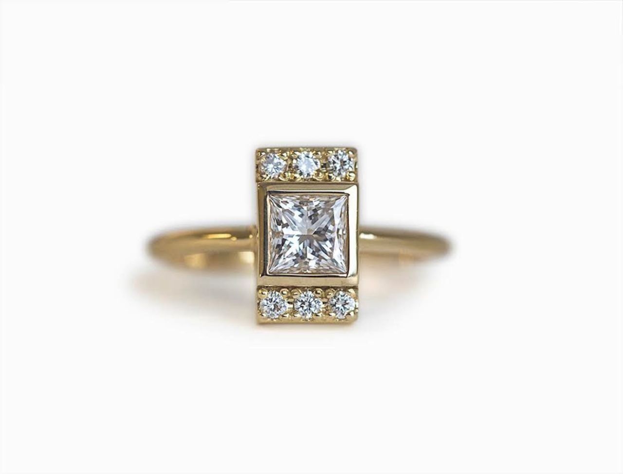 Best Wedding And Engagement Rings On Etsy | ELLE UK