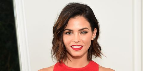 Jenna Dewan Looks Like An Angel Without An Engagement Ring In First ...