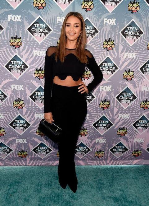 Teen Choice Awards 2016 red carpet