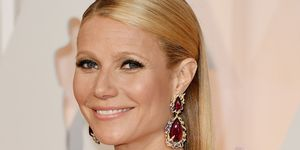 Gwyneth Paltrow at awards ceremony | ELLE UK