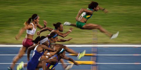 Rio Olympic running   ELLE UK