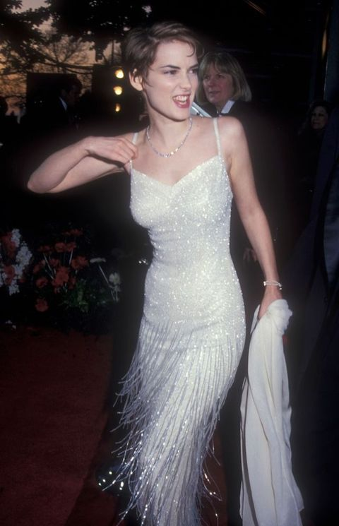 Winona Ryder's best looks | ELLE UK