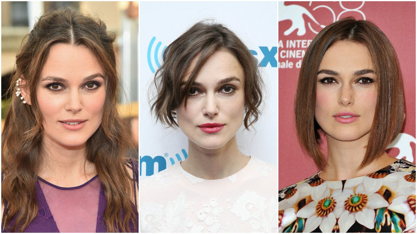 Keira Knightley Reveals Shes Been Wearing Wigs For Years And Were