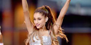 Ariana Grande is vegan