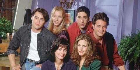Friends cast | ELLE UK