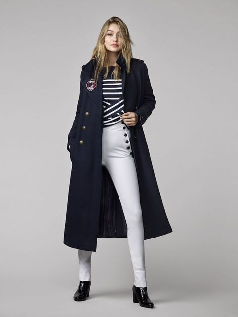 Gigi Hadid for Tommy Hilfiger collection fall 2016 | LouisvuittonShop UK