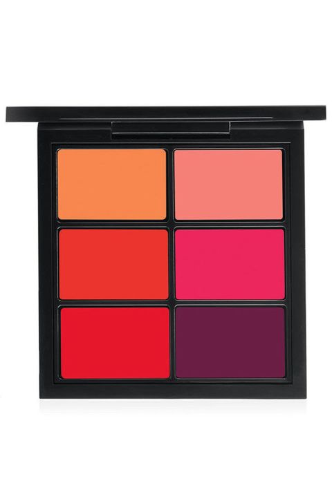 MAC Trend forecast lip palette   ELLE UK