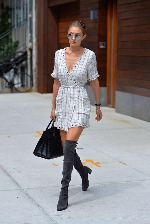 Best-dressed celebrities of September 2016 | ELLE UK