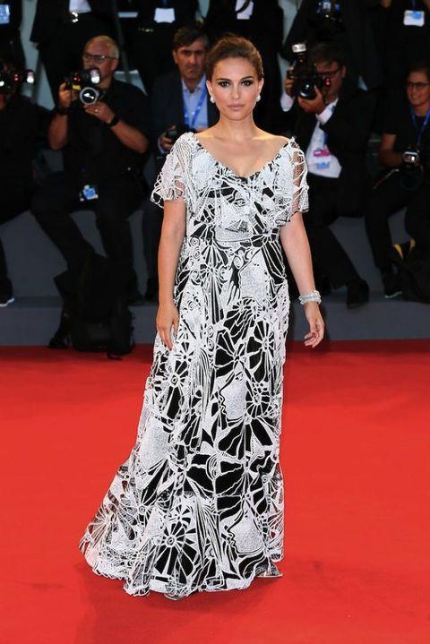 Natalie Portman at the Venice Film Festival | ELLE UK