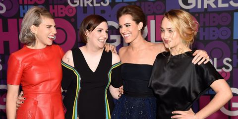 Girls' Cast Ends Final Series With Heart-Breaking Pictures