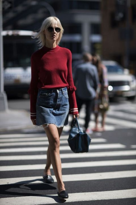 The Best Street Style From New York Fashion Week SS17 | ELLE UK