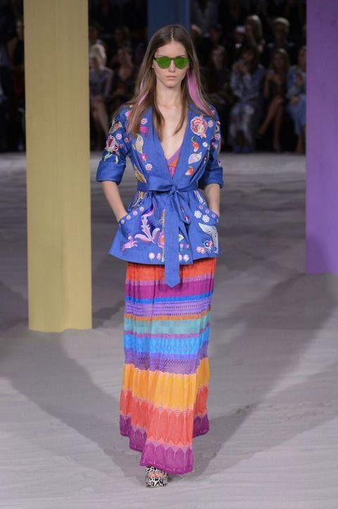 London Fashion Week: Temperley London SS17 | ELLE UK